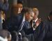 L'omaggio dei leader a Mandela