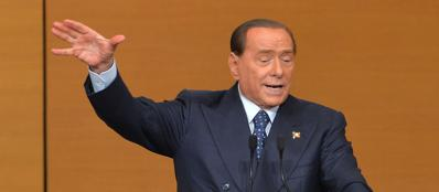 Silvio Berlusconi (Imagoeconomica/Cerroni)