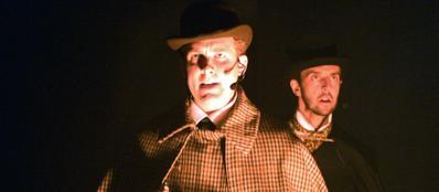 Allestimento teatrale del «Dr Jekyll e Mr Hyde»