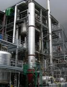 Una raffineria dove l'olio di cucina recuperato diventa biodiesel (Conoe)