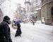 Neve, piogge e mareggiate: il maltempo da Nord a Sud