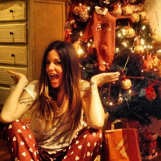 Alessia Fabiani Natale