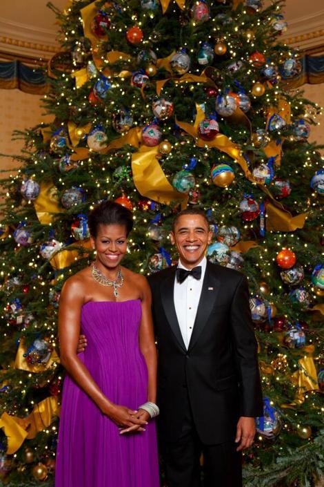 Obama's Christmas
