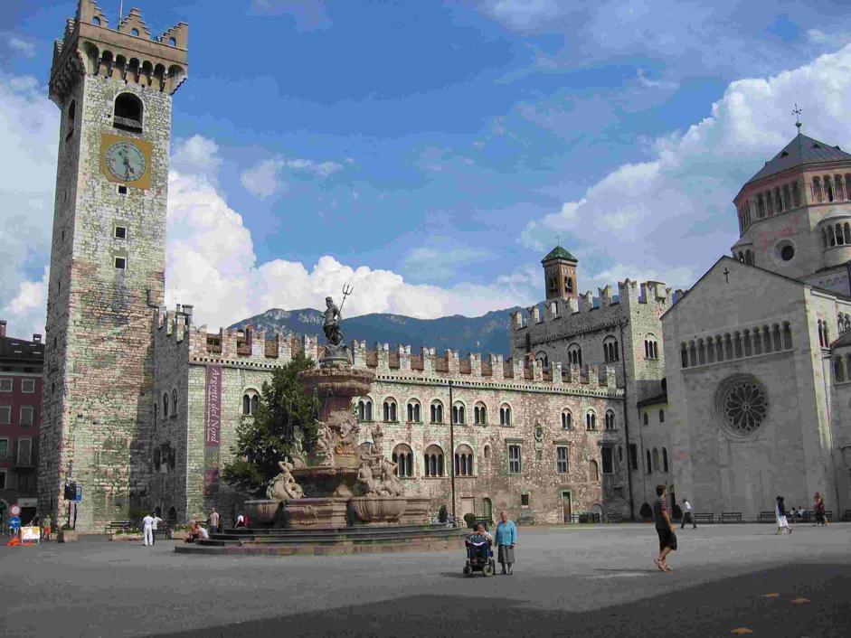Qualit della vita trento e bolzano senza rivali for Trento e bolzano