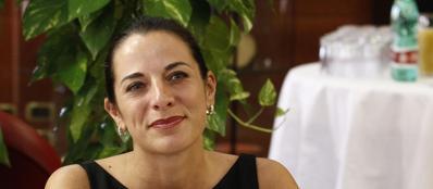 Antonella Mansi (Ansa)