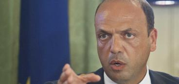 Il vicepremier Angelino Alfano