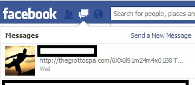 I messaggi diretti di Fb che contengono link sarebbero monitorati da Menlo Park
