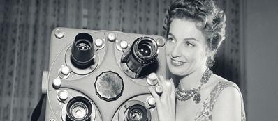 Fulvia Colombo, prima annunciatrice televisiva