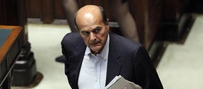 Pier Luigi Bersani (Ansa/Lami)