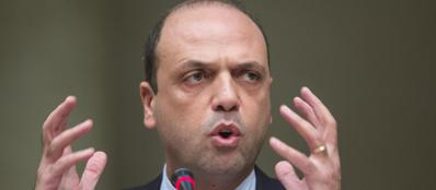 Angelino Alfano (LaPresse/Monaldo)