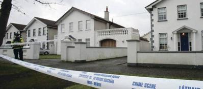 La villetta dell'omicidio (belfasttelegraph.co.uk)