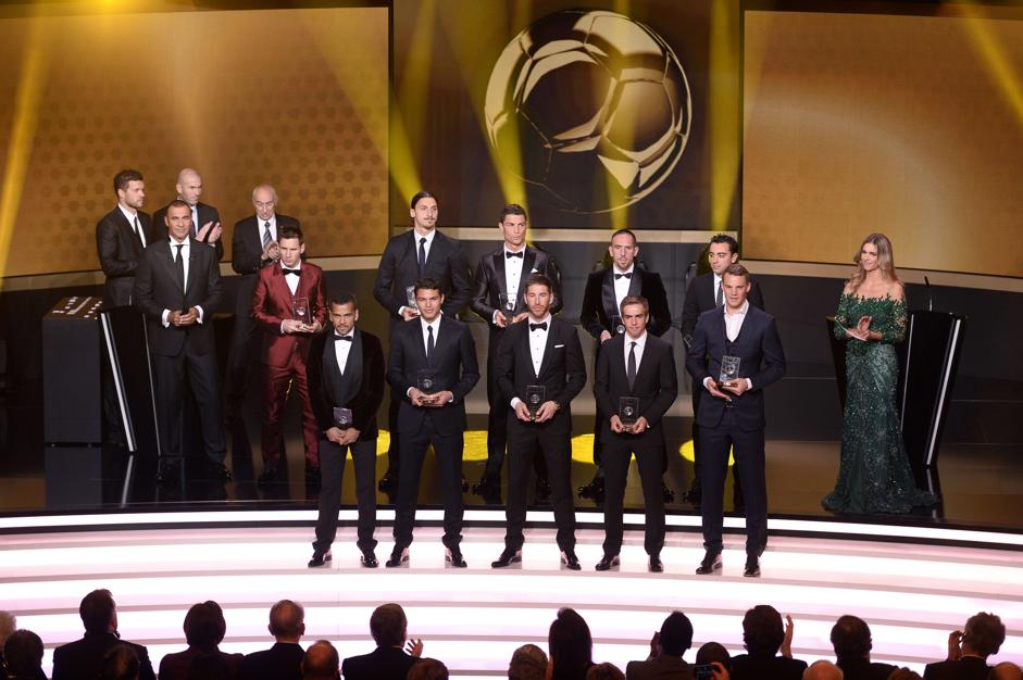 Fifa/Fifpro World XI