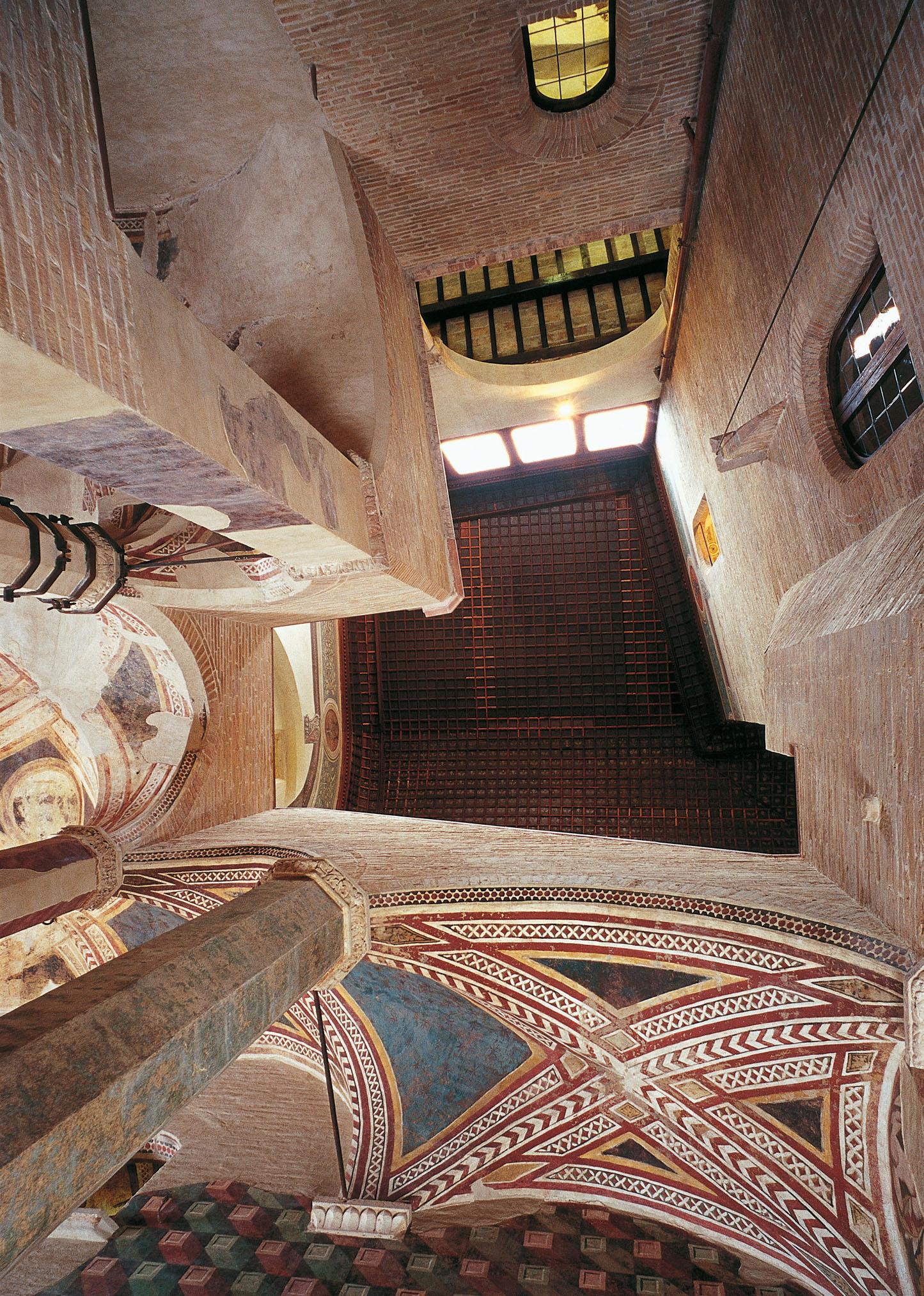 La madonna di foligno torna nel monastero di sant anna for Conti immobiliare foligno