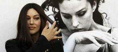 L'attrice Monica Bellucci (Reuters)