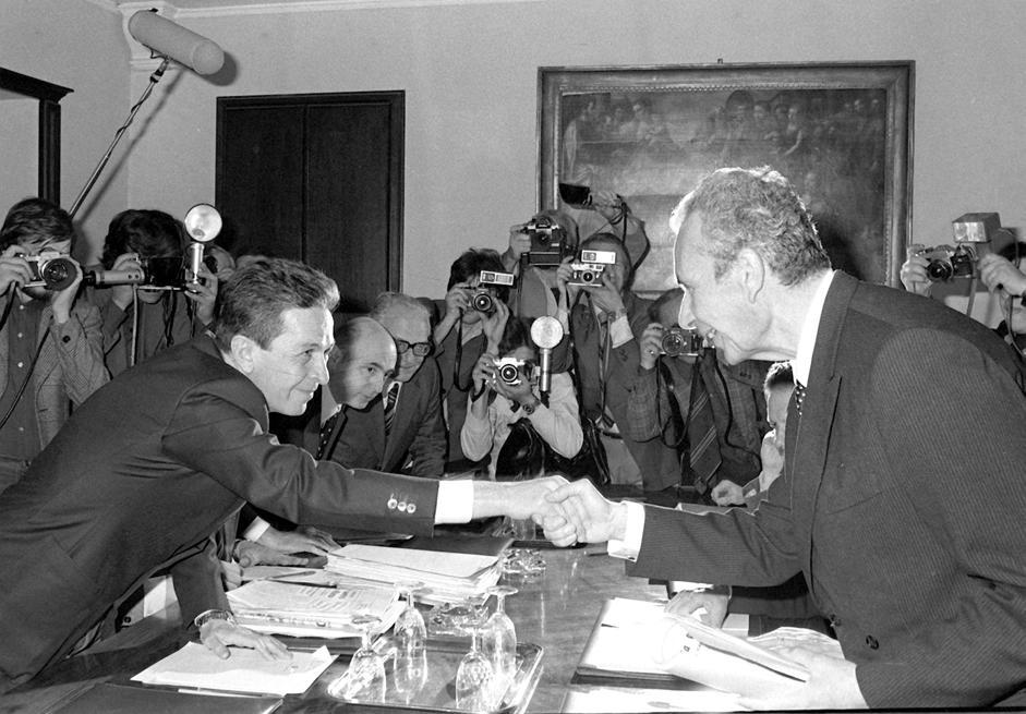 Gli incontri che hanno dato una svolta alla politica italiana for Politica italiana wikipedia