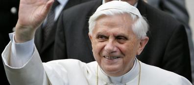 Papa Benedetto XVI (Ap)