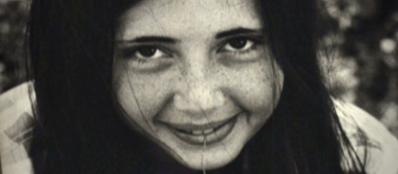 Franca Jarach nella foto scattata dal suo fidanzato, poco tempo prima di essere sequestrata