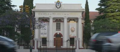 La Esma di Buenos Aires, scuola ufficiali della Marina usata dal regime militare come centro di detenzione clandestino