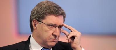 Il ministro del Lavoro Enrico Giovannini (Imagoeconomica)