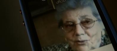 Goti Bauer, ebrea sopravvissuta ad Auschwitz: racconta a Vera la sua storia nel corso di una telefonata nella quarta puntata de «Il rumore della memoria»