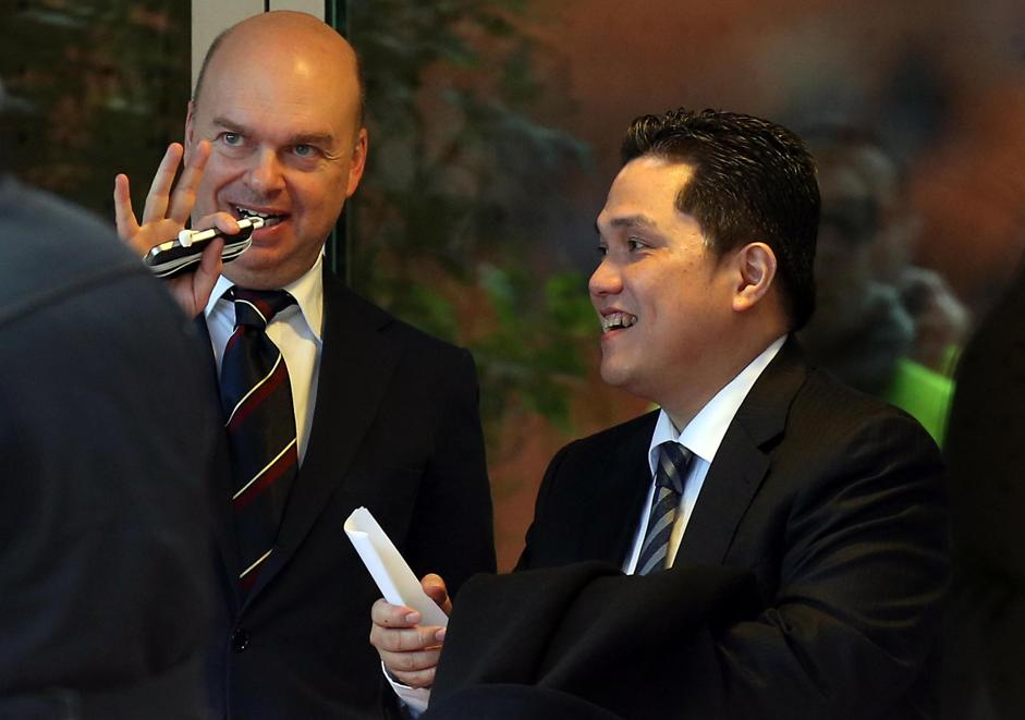 """Fassone: """"Stability in two, three years"""""""