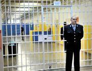 Un carcere in Italia: bassissima la percentuale dei detenuti per reati fiscali (Fotogrammabrescia)