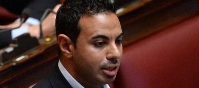 Giorgio Sorial in Parlamento (Ansa)