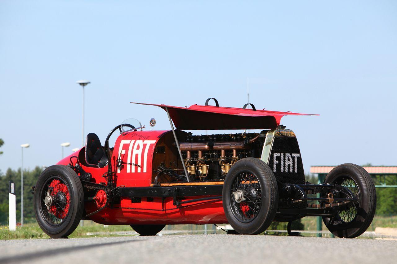Fiat la storia dei modelli dal 1899 a oggi for 3 box auto in vendita