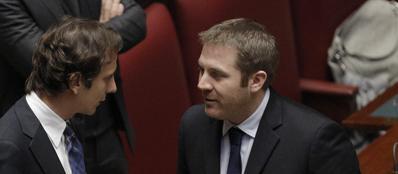 Offesa in aula alle donne del pd querela contro il for Donne parlamentari pd