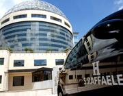 L'ospedale San Raffaele (Imagoeconomica)