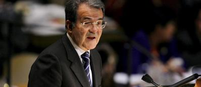 Romano Prodi (Epa)