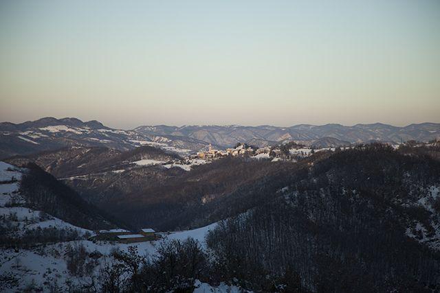 val borbera viaggio in montagna sulle orme della resistenza On vista sulle montagne della virginia dell ovest