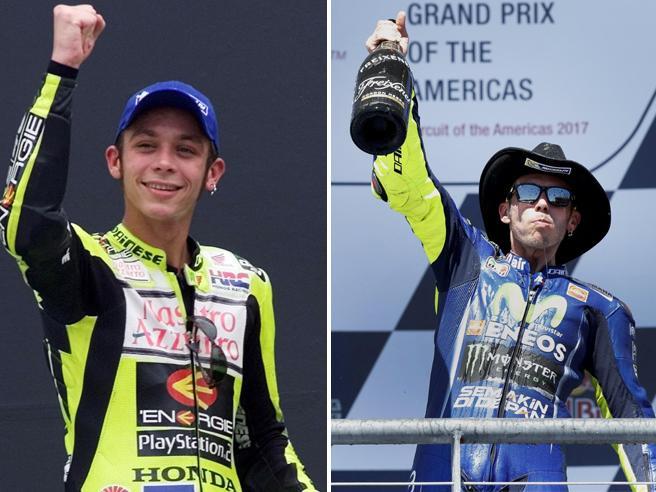 Moto Gp: eterno Valentino Rossi, 16 anni dopo la prima volta è di nuovo in testa al Mondiale della classe regina