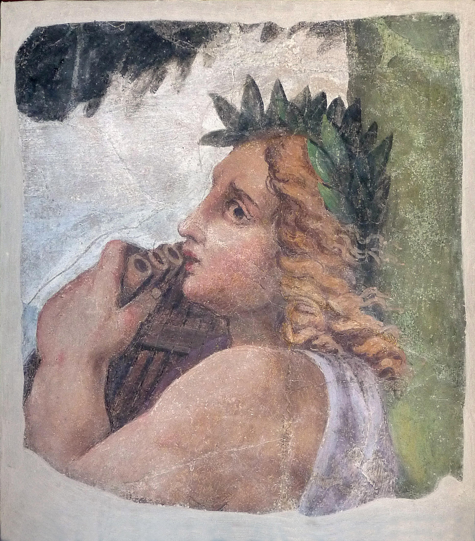 Giulio Romano, «Virgilio», 1540