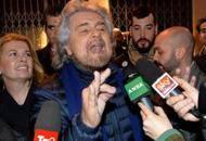 Sanremo, grillo c'è. E attacca la Rai: «Disastrosa»