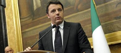 Matteo Renzi, nuovo presidente del Consiglio
