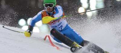 Snowboard: due medaglie di legnoSlalom, prima manche: Gross 3°