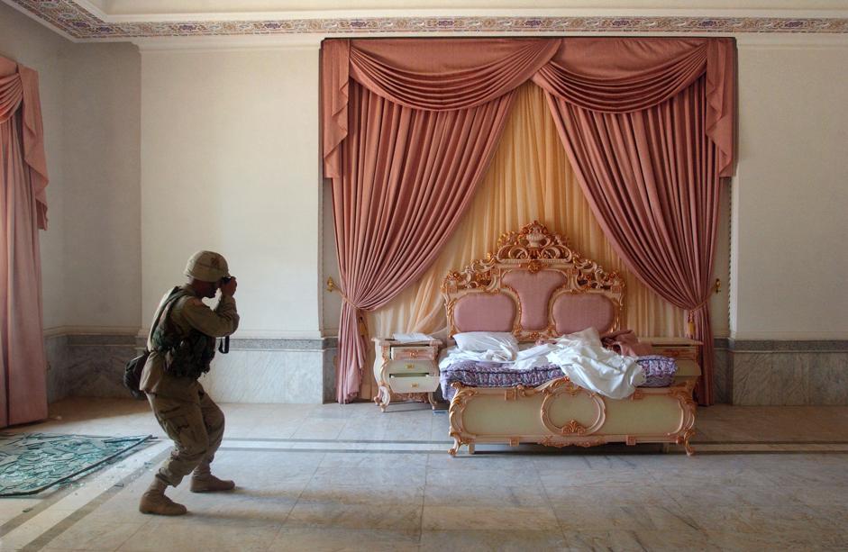 saddam palace