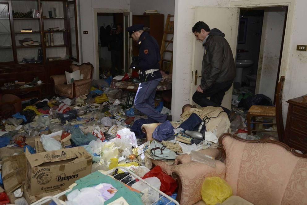 Napoli segregata 8 anni in casa for Corriere della sera casa