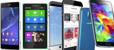 I 23 smartphone  che potreste comprare nel 2014