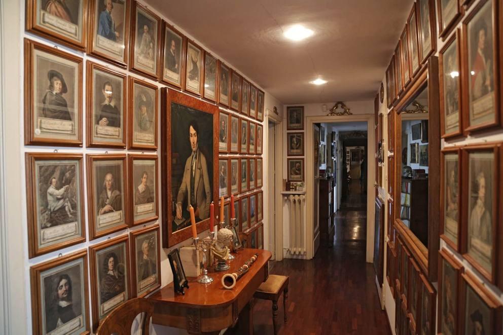 Forattini la casa galleria d arte for Corriere della casa