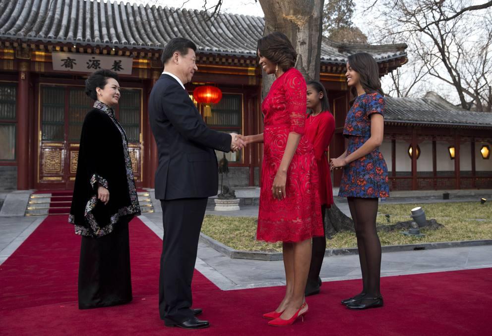 obama incontra xi jinping