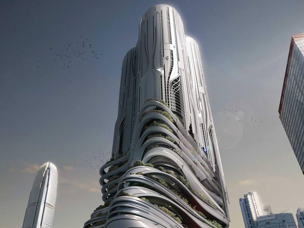 I grattacieli del futuro ecco i progetti for I nuovi grattacieli di milano