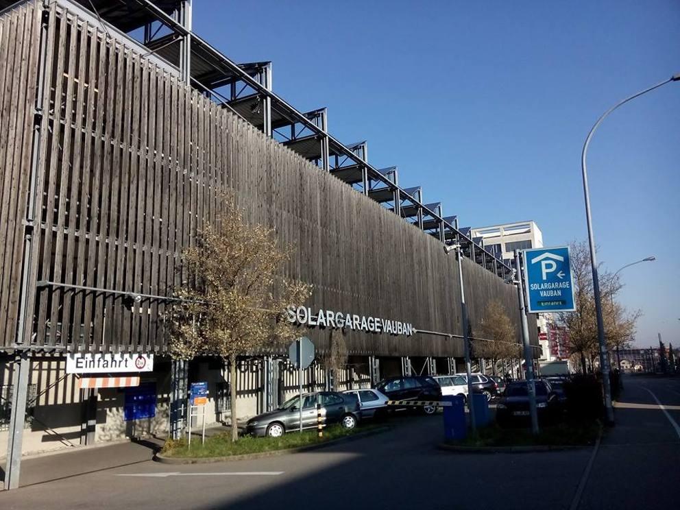 Friburgo capitale del turismo sostenibile for Garage vauban herblay