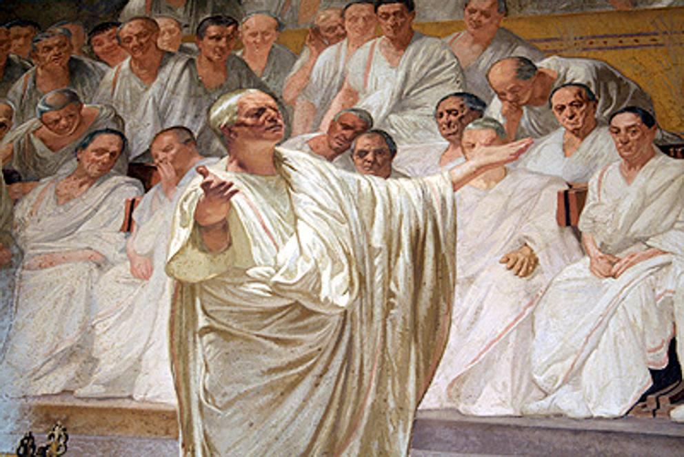 Da cicerone a grasso passando per croce e fanfani la for Senato della repubblica elenco senatori