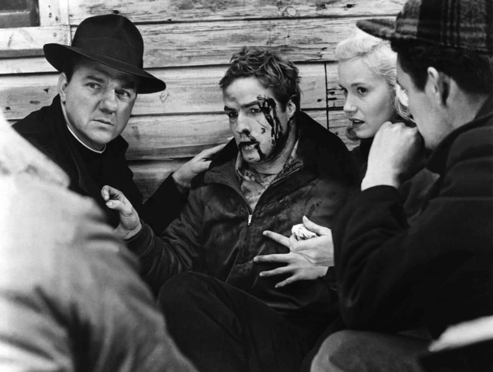 Risultati immagini per fronte del porto film 1954