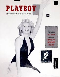 Sessant'anni di Playboy, la prima fu Marilyn