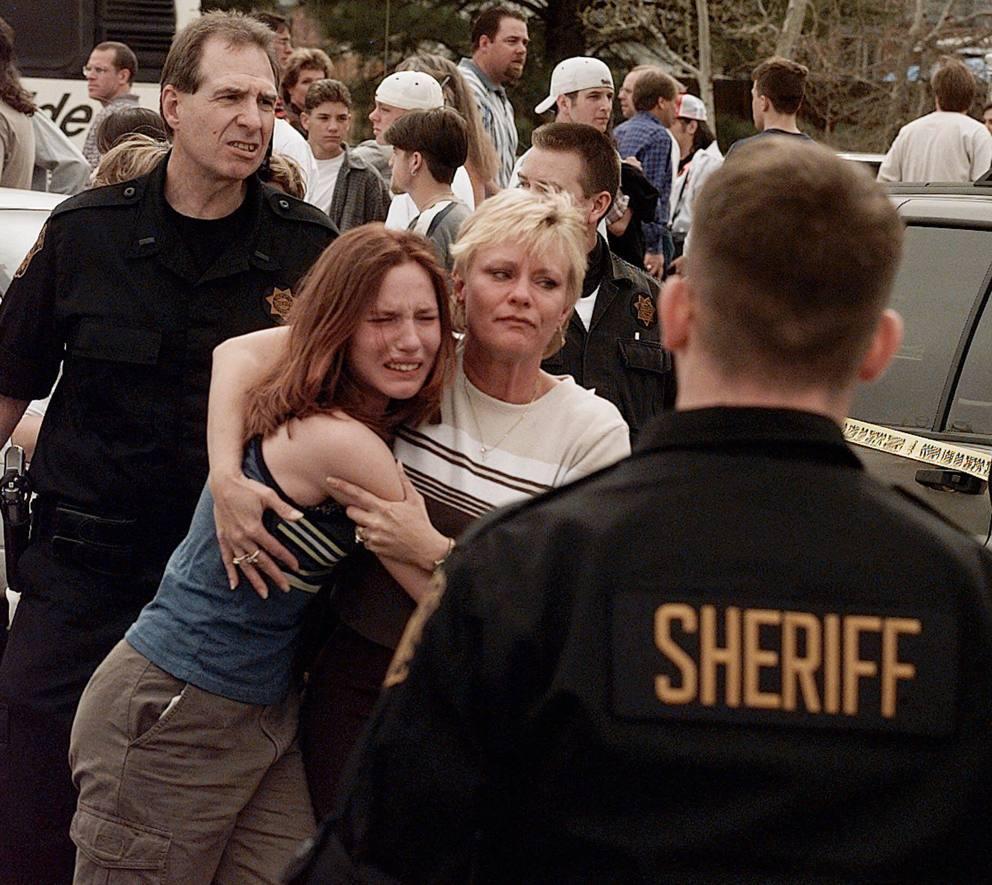 Columbine high school class of 1999 photo