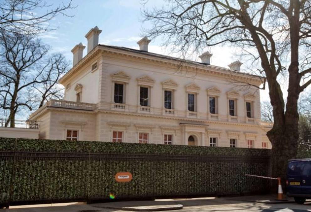 Londra new york mumbai la hit parade delle case pi for Case in stile ranch da milioni di dollari