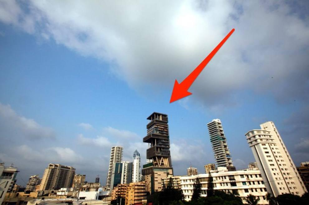 Londra new york mumbai la hit parade delle case pi costose - La casa piu bella al mondo ...